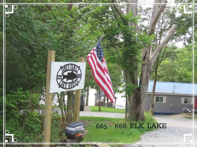LOTs 665-666 @ELK LAKE RESORT, Owenton, KY 40359 (MLS #550804) :: Parker Real Estate Group