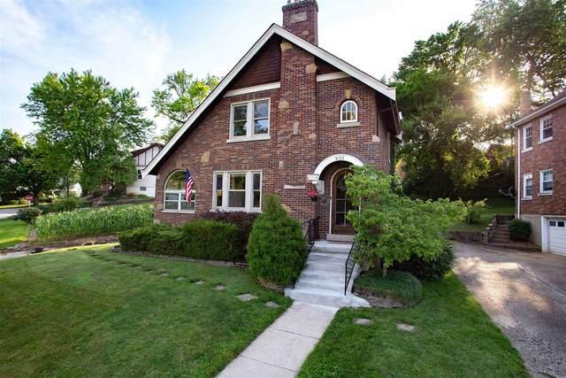 831 Arlington Road, Park Hills, KY 41011 (MLS #550905) :: Parker Real Estate Group