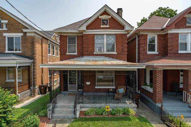 1816 Madison Avenue, Covington, KY 41014 (MLS #550955) :: The Scarlett Property Group of KW