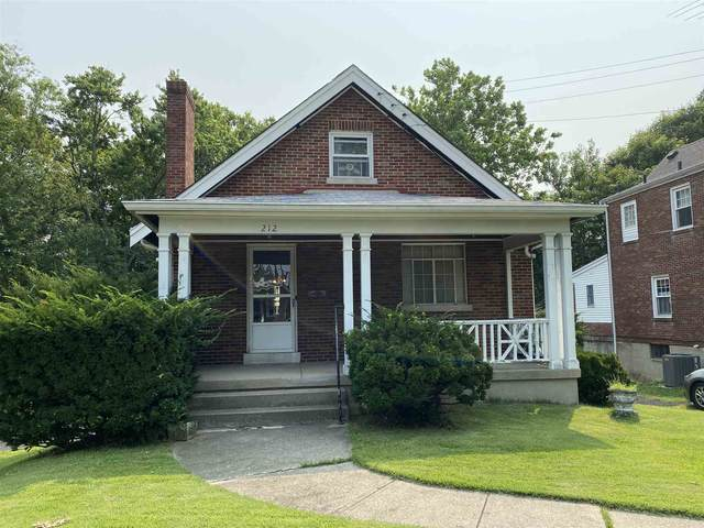 212 Newman Avenue, Fort Thomas, KY 41075 (MLS #551009) :: Caldwell Group
