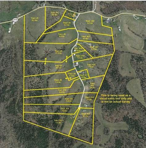 20.8 Acres Bishop Lane, Falmouth, KY 41040 (MLS #551053) :: The Scarlett Property Group of KW