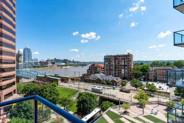 1 Roebling Way #601, Covington, KY 41011 (MLS #551100) :: Caldwell Group