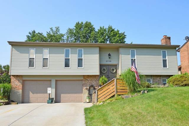 2709 Wesley Drive, Villa Hills, KY 41017 (MLS #551129) :: The Scarlett Property Group of KW