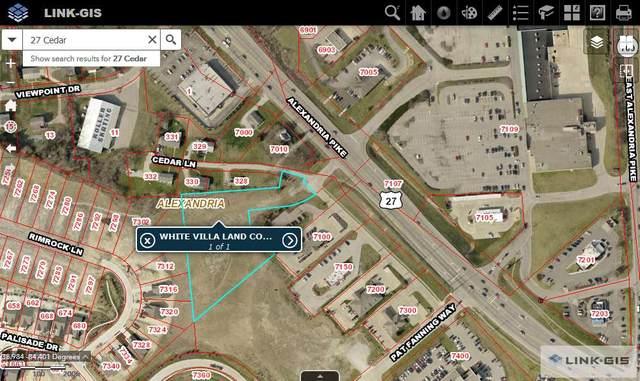 2.18 acres Us 27 & Cedar Lane, Alexandria, KY 41076 (MLS #551133) :: Apex Group