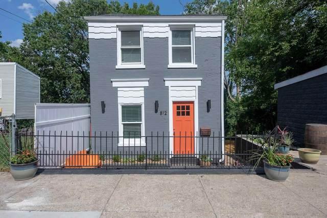 812 Crescent Avenue, Covington, KY 41011 (MLS #551316) :: Parker Real Estate Group