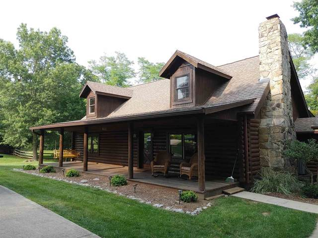 200 Whippoorwill Lane, Perry Park, KY 40363 (MLS #551371) :: Parker Real Estate Group