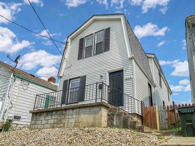 316 Boone Street, Covington, KY 41014 (MLS #551379) :: The Scarlett Property Group of KW