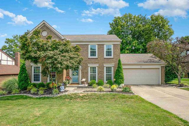 907 Fawnhill Drive, Edgewood, KY 41017 (MLS #551383) :: The Scarlett Property Group of KW