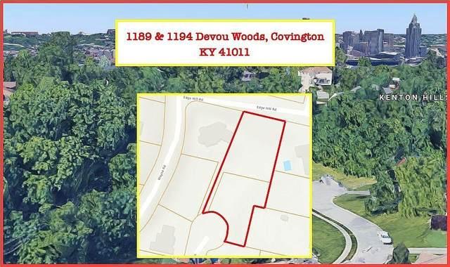1189-1194 Devou Woods, Covington, KY 41011 (MLS #551454) :: The Scarlett Property Group of KW
