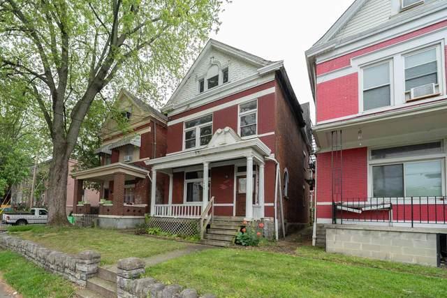 1449 Madison Avenue, Covington, KY 41011 (MLS #551542) :: The Scarlett Property Group of KW