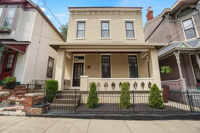 132 W 10th Street, Covington, KY 41011 (MLS #551868) :: Caldwell Group