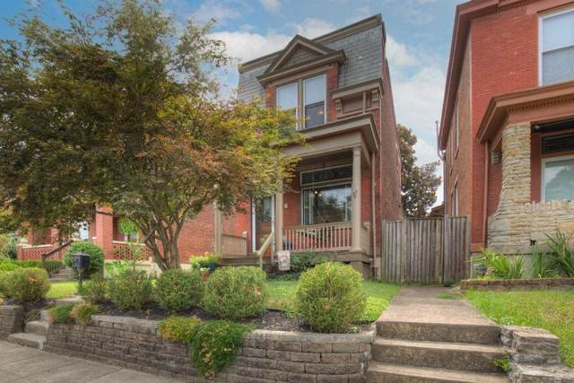 826 Linden Avenue, Newport, KY 41071 (MLS #552002) :: The Scarlett Property Group of KW