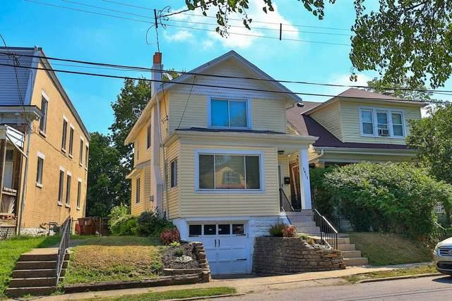 3912 Gilbert Avenue, Covington, KY 41015 (MLS #552292) :: Parker Real Estate Group