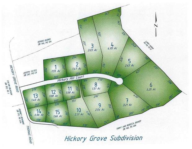 LOT 8 Hickory Hill Court, Foster, KY 41043 (MLS #552296) :: Parker Real Estate Group