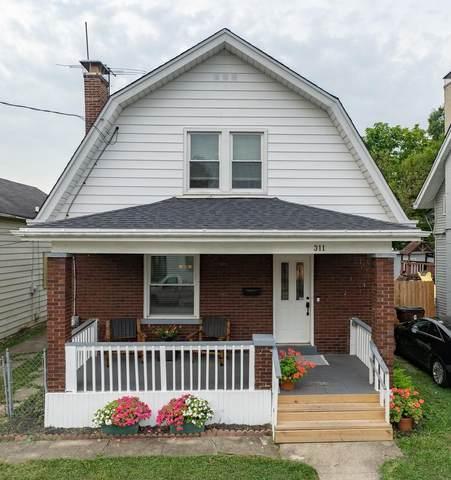 311 E 41st Street, Covington, KY 41015 (MLS #552367) :: Parker Real Estate Group