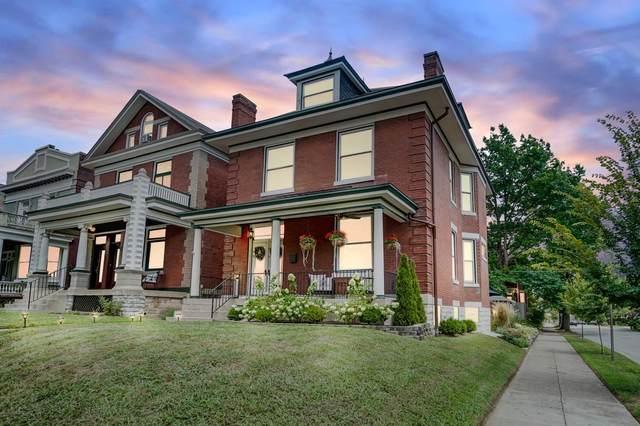537 Maple Avenue, Newport, KY 41071 (MLS #552391) :: The Scarlett Property Group of KW