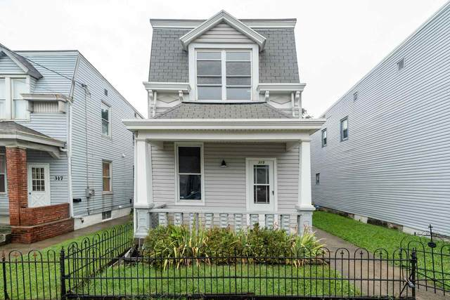 315 W 11Th Street, Newport, KY 41071 (MLS #552558) :: Parker Real Estate Group