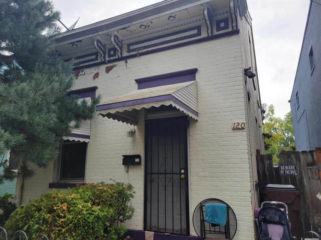 120 Martin Street, Covington, KY 41011 (MLS #552608) :: Parker Real Estate Group