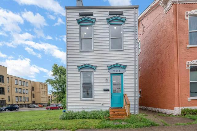 906 Greenup Street, Covington, KY 41011 (MLS #552641) :: The Scarlett Property Group of KW
