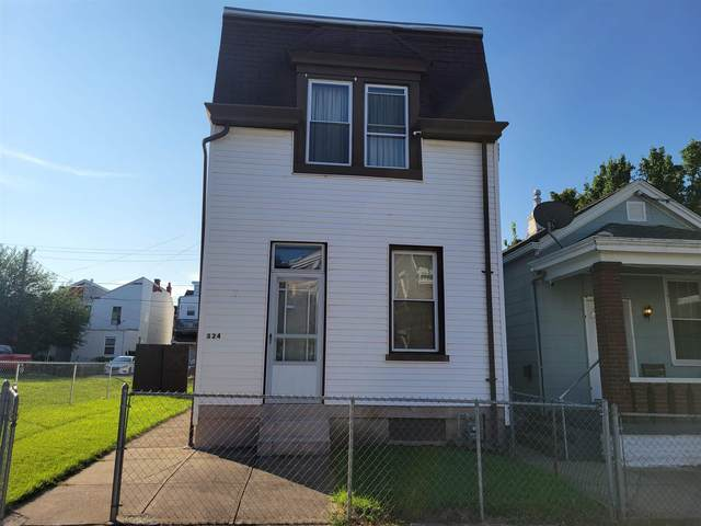 324 Lindsey Street, Newport, KY 41071 (MLS #552688) :: The Scarlett Property Group of KW