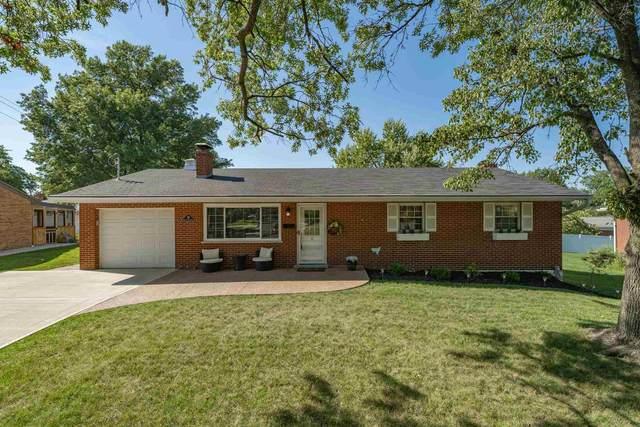 109 Clover Ridge Avenue, Fort Thomas, KY 41075 (MLS #552788) :: Parker Real Estate Group