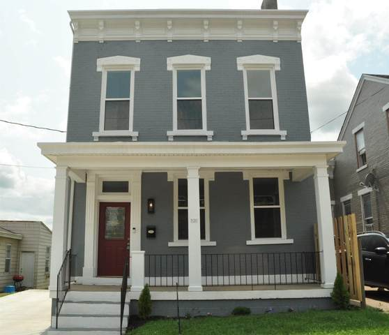 1130 Central Ave Avenue, Newport, KY 41071 (MLS #552848) :: The Scarlett Property Group of KW