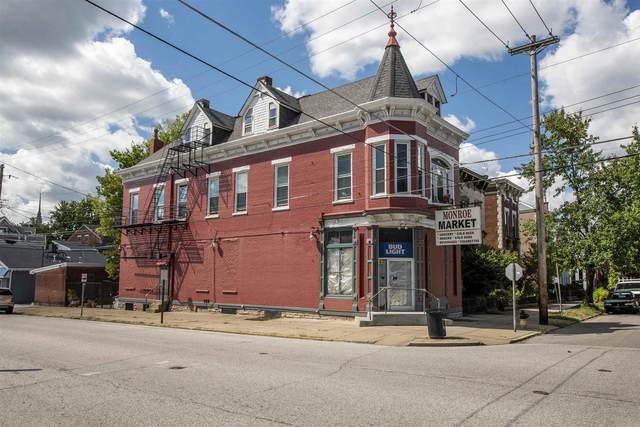 846 Monroe Street, Newport, KY 41071 (MLS #552870) :: The Scarlett Property Group of KW