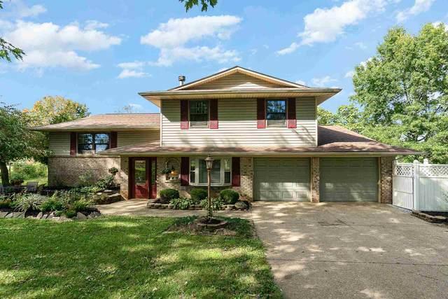 445 Dry Ridge Mount Zion Road, Dry Ridge, KY 41035 (MLS #552914) :: The Scarlett Property Group of KW