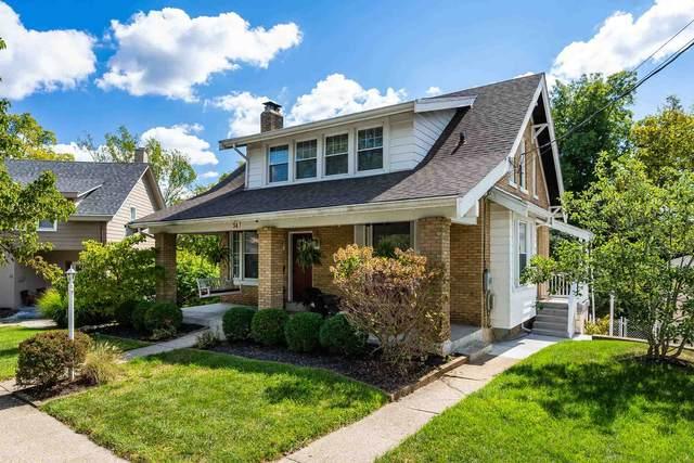 34 Riverview Avenue, Fort Thomas, KY 41075 (MLS #552916) :: Parker Real Estate Group