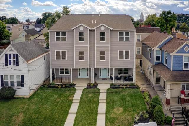 136 O'fallon, Bellevue, KY 41073 (MLS #552918) :: The Scarlett Property Group of KW