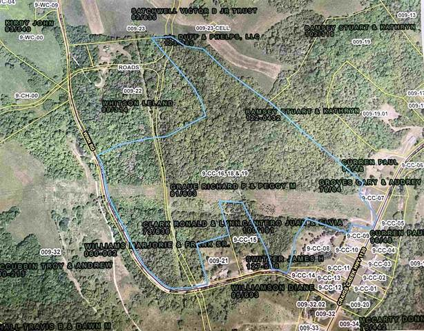 49.234 Acres Winn And Craigs Creek Rd Road, Sparta, KY 41095 (MLS #553032) :: Parker Real Estate Group