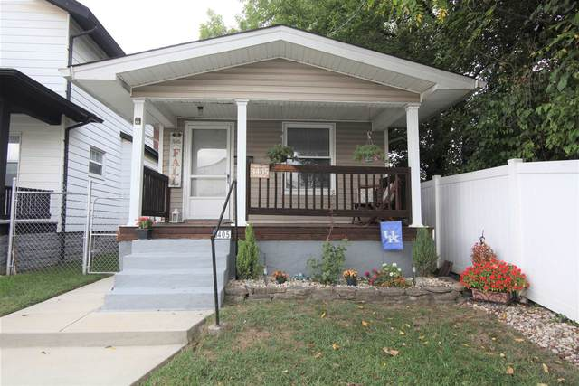 3405 Caroline Street, Covington, KY 41015 (MLS #553067) :: Caldwell Group