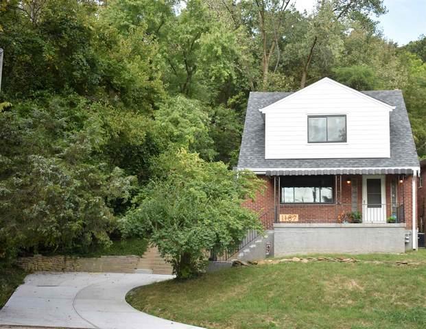 1187 Taylor Avenue, Bellevue, KY 41073 (MLS #553071) :: The Scarlett Property Group of KW