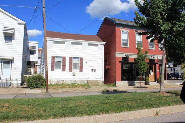 1017 1&2 Saratoga Street, Newport, KY 41071 (MLS #553085) :: Parker Real Estate Group