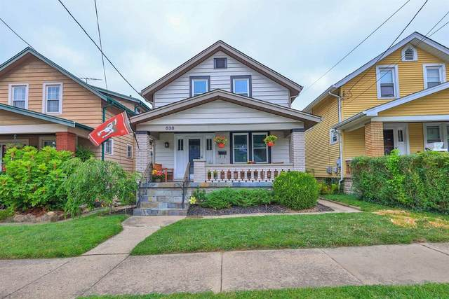 538 Laurel St, Ludlow, KY 41016 (MLS #553111) :: The Scarlett Property Group of KW
