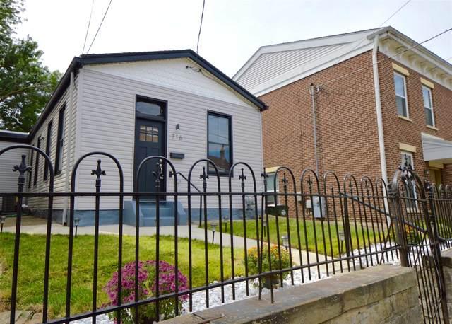 716 Roberts Street, Newport, KY 41071 (MLS #553159) :: Parker Real Estate Group