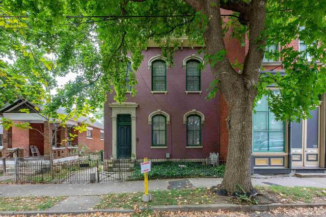 316 W 8th Street, Covington, KY 41011 (MLS #553177) :: The Scarlett Property Group of KW