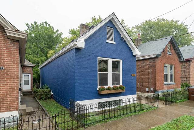 420 Lehmer, Covington, KY 41011 (MLS #553253) :: Parker Real Estate Group