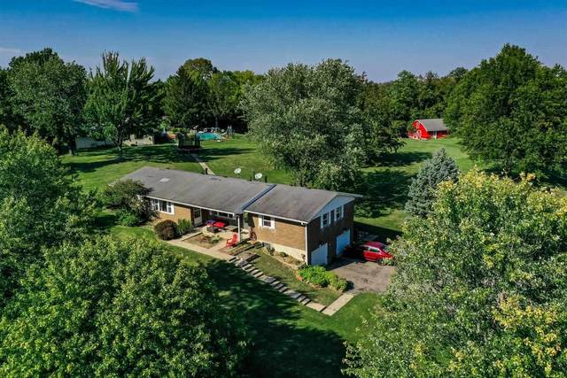 713-715 Johns Hill Road, Wilder, KY 41076 (MLS #553454) :: Caldwell Group