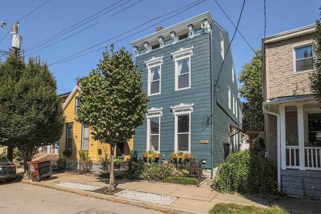 937 Hamlet Street, Newport, KY 41071 (MLS #553468) :: Apex Group