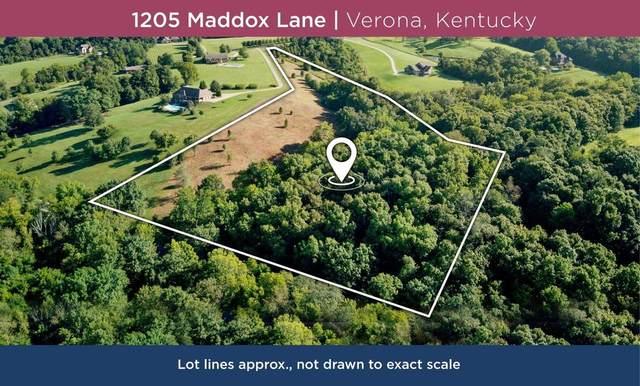 1205 Maddox Lane, Verona, KY 41092 (MLS #553722) :: Apex Group