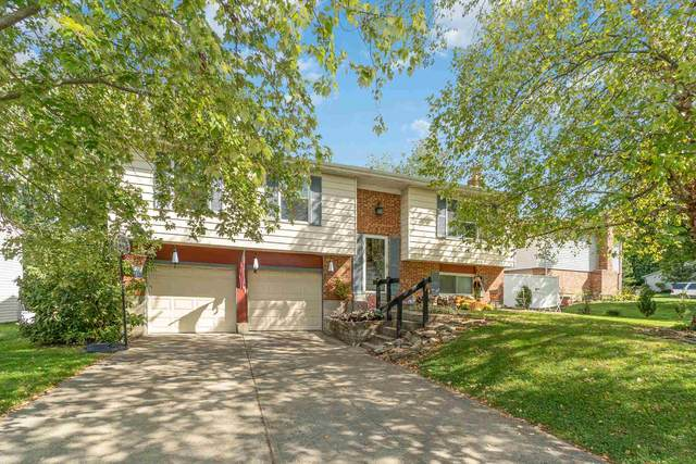 8 Carriage Hill Drive, Erlanger, KY 41018 (MLS #553932) :: Caldwell Group