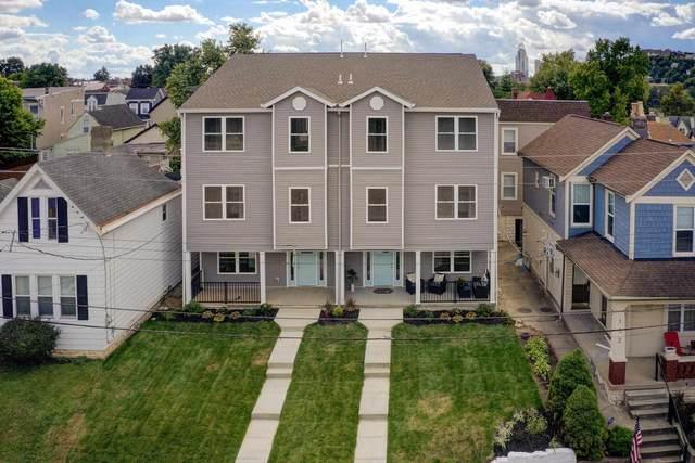 136 O'fallon, Bellevue, KY 41073 (MLS #553994) :: The Scarlett Property Group of KW