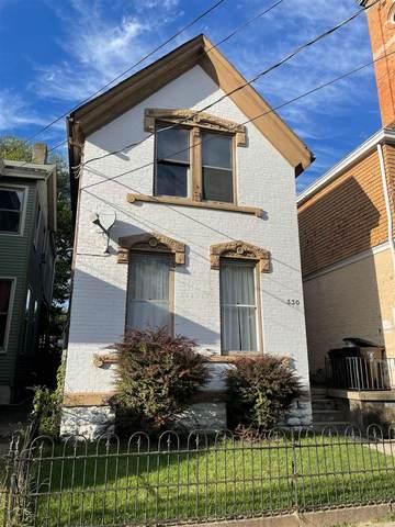 330 E 17th Street, Covington, KY 41014 (MLS #553995) :: Apex Group