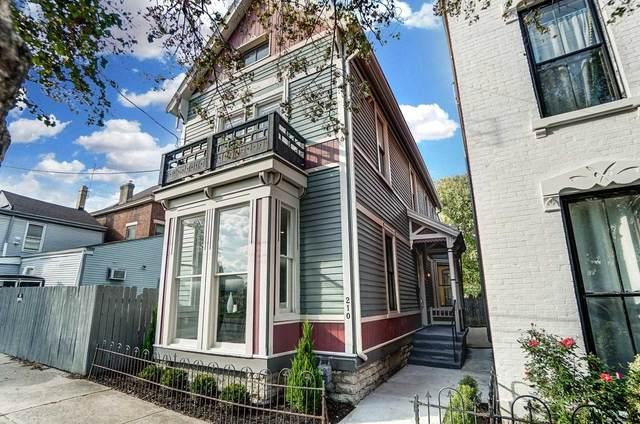 210 8th Street E, Covington, KY 41011 (MLS #554021) :: Apex Group