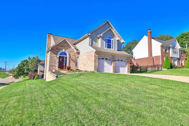 1909 Oriole Court, Hebron, KY 41048 (MLS #554092) :: Apex Group