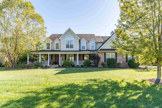 1739 Coachtrail Drive, Hebron, KY 41048 (MLS #554107) :: Apex Group