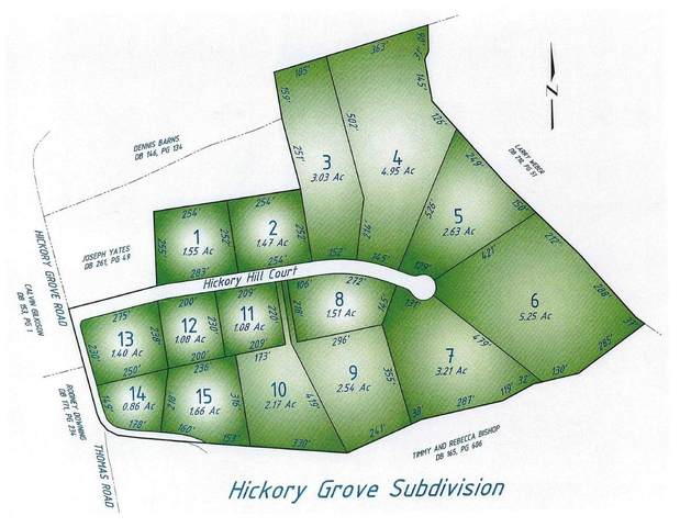 LOT 6 Hickory Hill Court, Foster, KY 41043 (MLS #554109) :: Parker Real Estate Group