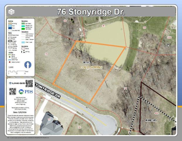76 Stonyridge Drive Lot27, Cold Spring, KY 41076 (MLS #404966) :: Mike Parker Real Estate LLC