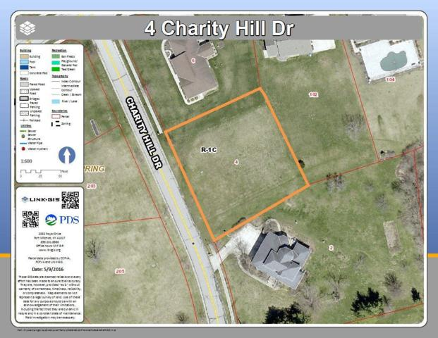 4 Charity Hill Drive Lot2, Cold Spring, KY 41076 (MLS #411427) :: Mike Parker Real Estate LLC